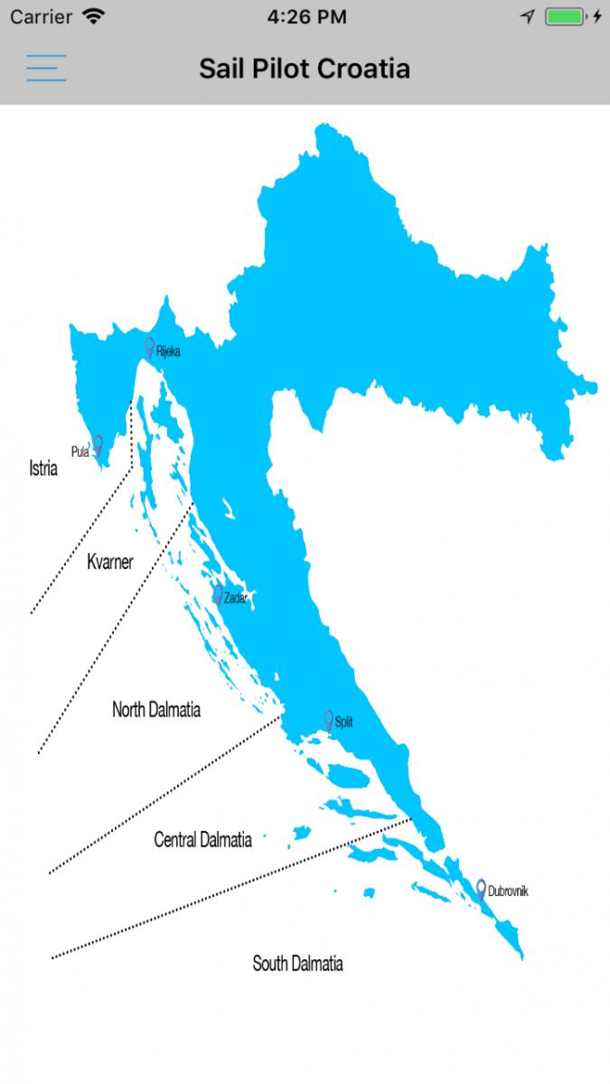 Croatian Waters Pilot